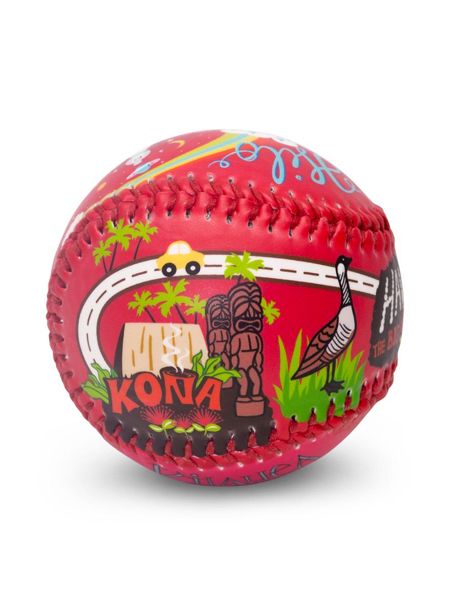 Baseballs For Sale >> Big Island Souvenir Baseball | Shops of Hawaii