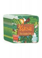 "Kauai ""The Garden Isle"" Coasters"