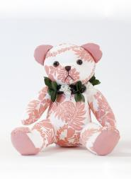 Large Pink Plush Bear Doll
