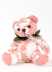 Small Pink Plush Bear Doll