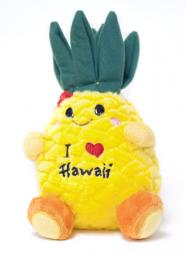 Pineapple Plush Yellow