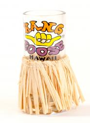 Hang Loose Hula Skirt Shot Glass