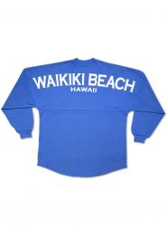 Waikiki Beach Spirit Jersey - Blue Moon