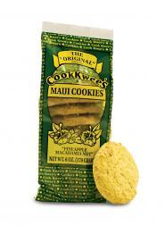CookKwee's Maui Cookies - Pineapple Macadamia Nut