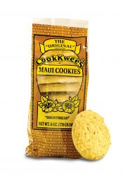 CookKwee's Maui Cookies - Shortbread