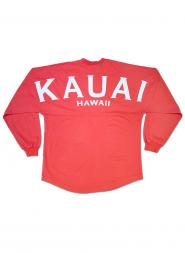 Kauai Hawaii Spirit Jersey Back