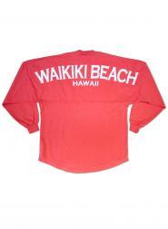 Waikiki Beach Spirit Jersey Back