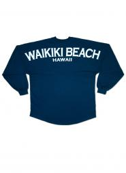 Waikiki Beach Spirit Jersey Back