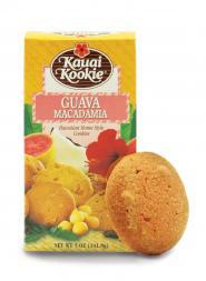 Kauai Kookie Guava Macadamia