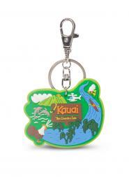 Kauai Key Chain