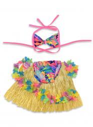 Kid's Hula Swim Set - Two-Piece Swimsuit