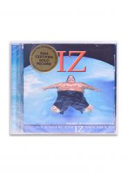 "Alone in IZ World CD by Israel ""IZ"" Kamakawiwo'ole"