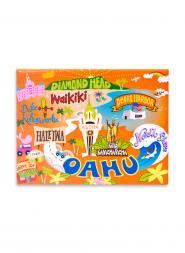 Oahu Magnet