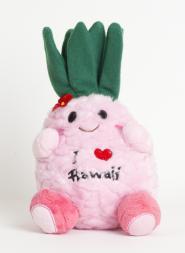Pineapple Plush Pink