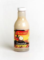 Hawaii Coconut Syrup