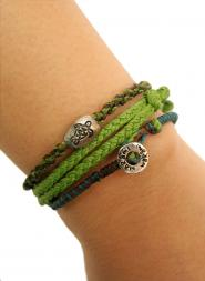 Wakami Bracelet Endangered Species - Sea Turtle