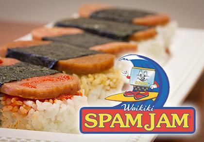 Image result for waikiki spam jam