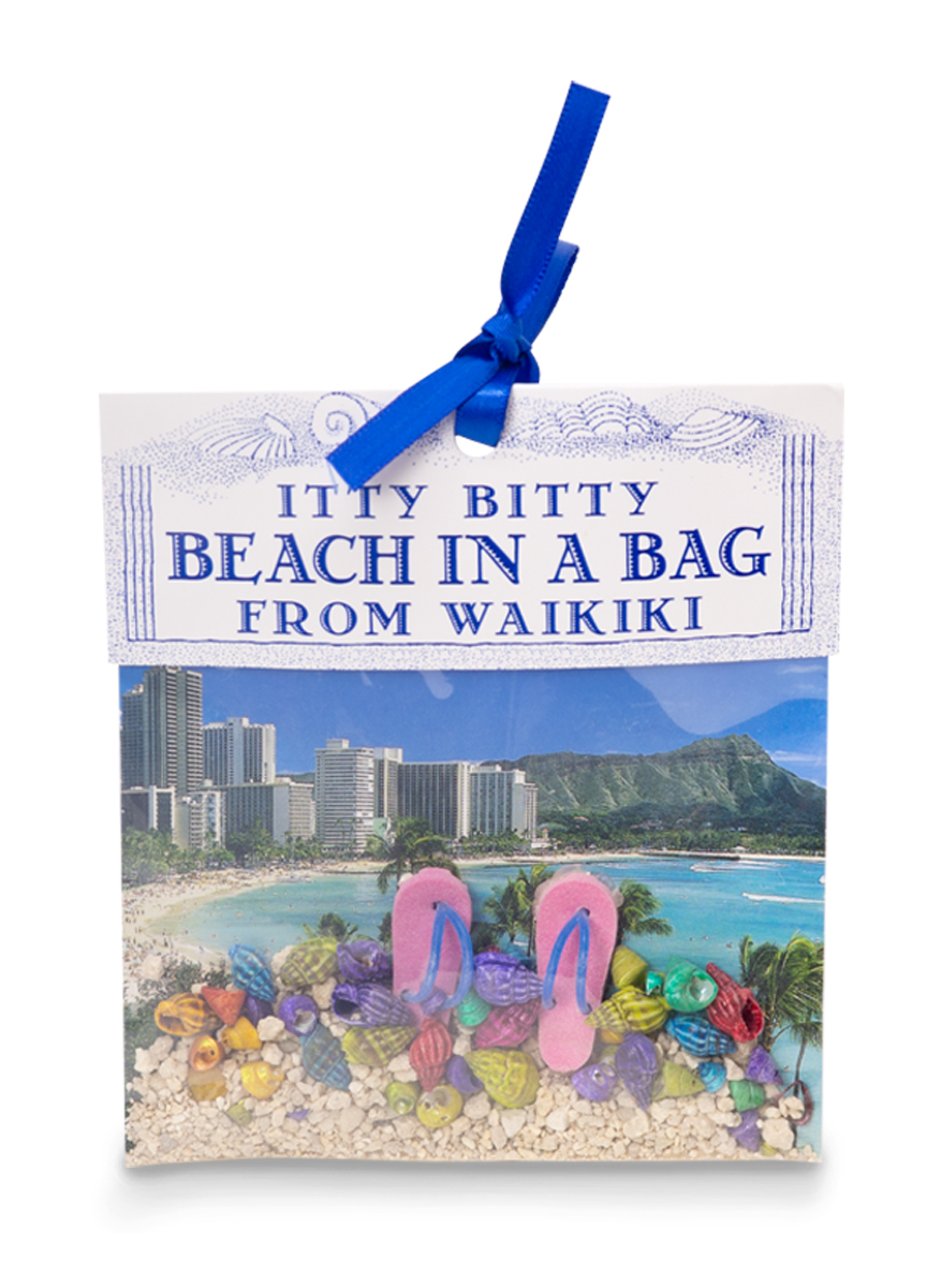 Itty Bitty Beach in a Bag | Shops of Hawaii