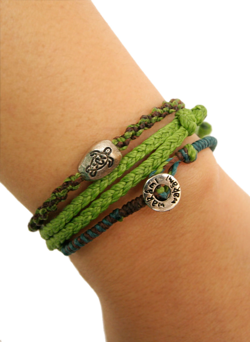 img honu bracelet sea turtle products nautical sun beads